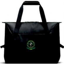 Ballymena Shamrock Celtic Supporters Club Medium Hardcase Bag - Black/Black/(White) 2018
